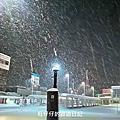 2016日本新幹線賞雪之旅 D3-5 雪夜