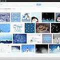 Google搜尋『let it snow』