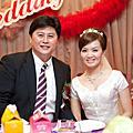 中齡明琪結婚日記