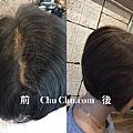 Chu Hair髮藝技術✂️無痕髮根燙
