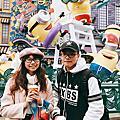 【2017大阪自由行】環球影城聖誕攻略