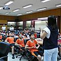 市長邱建富表揚中山國小泳隊記者會照片紀錄
