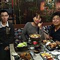 網架班 20190215 古月新城聚餐照