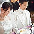【藝人婚禮】黃懷晨 + 戴君竹