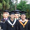 我家小弟畢業囉