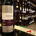 芳塔紅酒 Fontal Roble