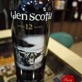 格蘭帝蘇格蘭單一純麥威士忌 Glen Scotia 12 Year Old
