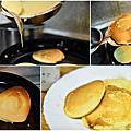 DIY料理 簡單鬆餅製作