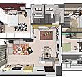 現代輕裝修設計|IKEA風格設計