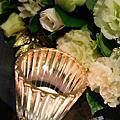 遠企二樓宴會廳~白金色系質感婚禮佈置(160508)