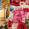 晶華萬象廳~ 桃粉金色風格(160508)