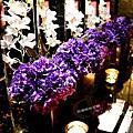 君品~華麗的紫金色系婚禮佈置(161029)