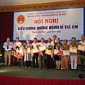 2012年越南弱勢孩童服務回顧與展望