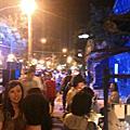 藍曬圖街道美術市集