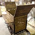 客製攤販腳踏車 含木箱