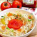 20140923_田園番茄蔬菜湯麵