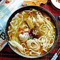 20151030_麻油雞湯麵