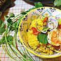 20160103_麻油海鮮薑黃飯
