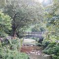 大溪溝步道、圓覺瀑布、茗穀屋