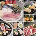 原月日式頂級帝王蟹燒烤吃到飽