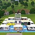 模擬市民房屋 - Glass Ⅱ