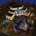 模擬市民房屋 - Glass Ⅰ