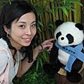 2009/05/03-悠遊總統府,木柵動物園熊貓會