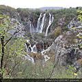 克羅埃西亞--普萊維斯國家公園下湖區