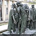 法國最偉大的雕刻大師--羅丹