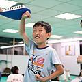 2010.7.21-龍軒跆拳上課