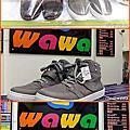 wawa洗鞋