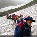 2013富士山、劍岳、立山縱走
