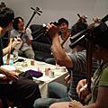 20090613津輕三味線練習