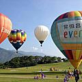 台東|熱氣球嘉年華