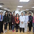 20111108安徽省及江蘇省醫務人員蒞臨參訪