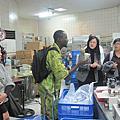 20111021 北醫醫管所及英國Dr. Stoller 中醫院區蒞臨參訪