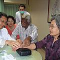 20120331孟加拉Dr. Zafrullah蒞臨參訪