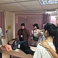 20170707 澳洲昆士蘭科技大學、新加坡國立大學、韓國首爾女子護理學院學生參訪