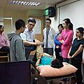 20170816 陽明大學國際學程學生參訪