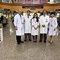 20180612-0614浙江省舟山市婦幼院中醫部主任及針傷科主任來院跟診