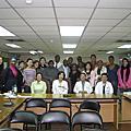 99年11月17日台北醫學大學國際學生參訪