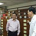 上海市立中醫醫院吳菊生副主任醫師副教授至中醫參訪