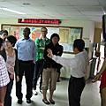 陽明大學傳統醫學研究所暨國際學程學生參訪台北市立聯合醫院