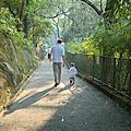 2006十月山頂漫步