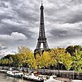 往巴黎出發