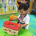 一歲兩個月~信誼親子館