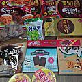 2012年南韓跟團體驗(戰利品)
