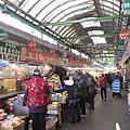 搭地鐵前往廣藏市場