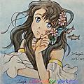 水彩作品 Watercolor