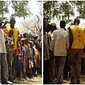 2008.08 西非MANA村莊體驗